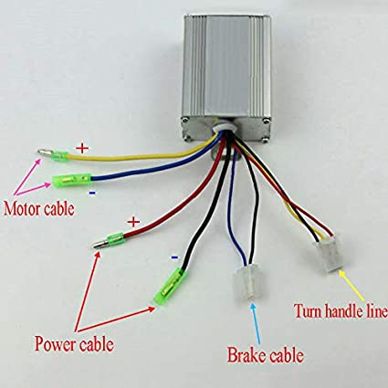 FidgetGear Universal- Motor Speed Controller for 180-250W Electric