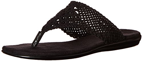 Aerosoles Fabric A2 Sandal Chlutch by Women's Black 6ZxUqZ0Bzw