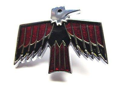 The Parts Place Firebird Glove Box Emblem (Glove Firebird Box)