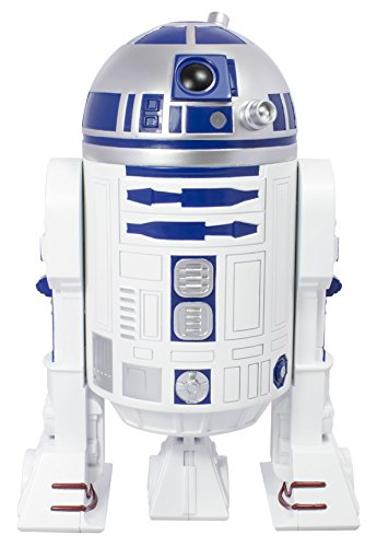 Star Wars R2D2 Talking Cookie Jar with R2D2 trademark bee...