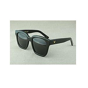 New Gentle mans women Monster Sunglasses Women V brand The Dreamer sunglasses-black frame black lens