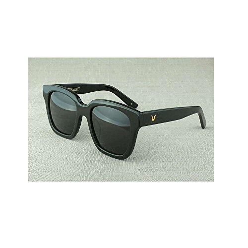 New Gentle mans women Monster Sunglasses Women V brand The Dreamer sunglasses-black frame black (Monster Sunglasses)