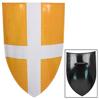 Medieval Knight St. George Heater Shield from Armory Replicas