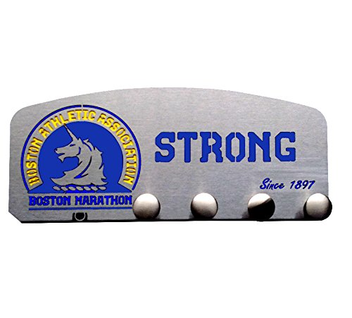 Boston Strong - Boston Marathon Medal Display