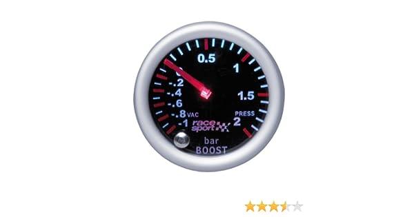 Sumex Rflx701 - Manómetro Presión Turbo