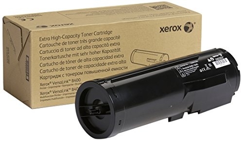 Xerox 106R03584 Genuine Xerox Black Extra High Capacity Toner Cartridge, 106R03584 - 24,600 pages for use in VersaLink B400/B405 Toner