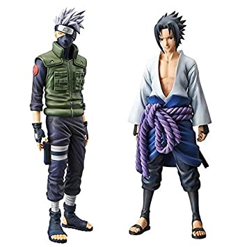 Amazon.com: Naruto Set2Grandista_1004672 Banpresto Grandista ...