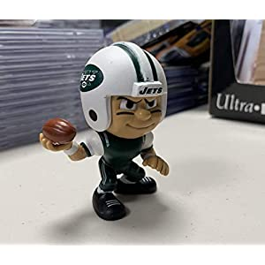 NFL Teenymates Series 2 Collectible NFL Figures LQ2E New York Jets Quarterback
