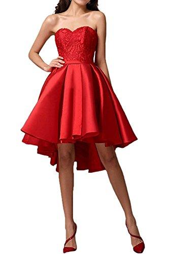 Hi Festlichkleider Spitze Lo Gruen Rot Abendkleider Cocktailkleider La Promkleider Ballkleider mia Jaeger Partykleider Braut qawc8HP