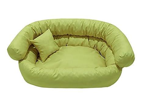 Artur Soja Santi Perros sofá XL 85 x 120 en 18 Colores. Cama ...