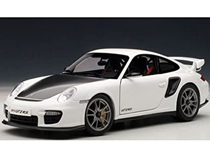 Porsche 911 (997) GT2 RS White 1/18 by Autoart 77963