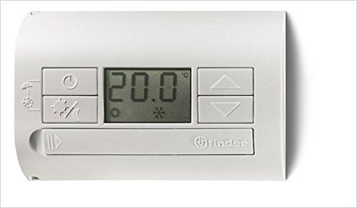 Finder serie 1t - Termostato pared 1 contacto 3vdc: Amazon.es ...