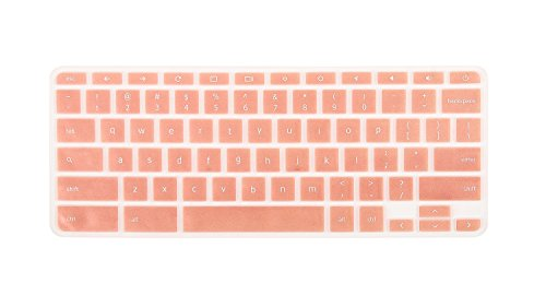 Acer-Chromebook-14-Keyboard-Cover-Ultra-Thin-Anti-Dust-Keyboard-Skin-for-Acer-Chromebook-14-CB3-431-CP5-471-14-inch-Chromebook-US-Layout-Rose-Gold