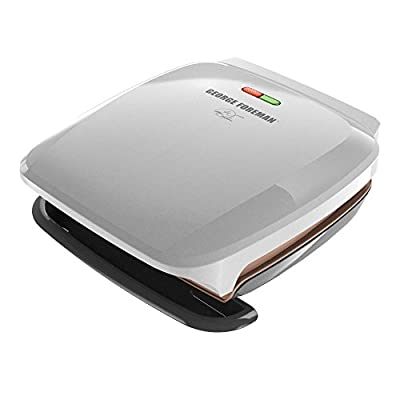 George Foreman GR260P Classic Fixed Plate Grill