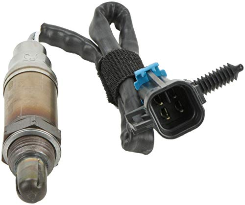 Bosch 13474 Oxygen Sensor, OE Fitment (Buick, Cadillac, Chevrolet, GMC, Oldsmobile, ()