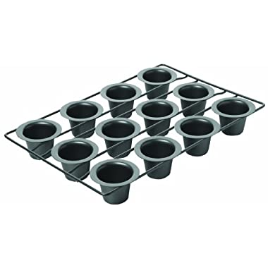 Chicago Metallic Non-Stick 12- Cup Mini Popover Pan