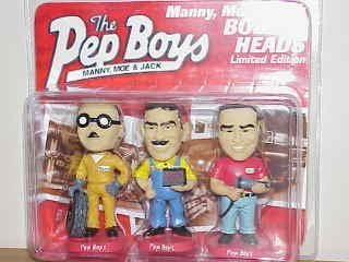 pep-boys-bobblehead-doll-set-limited-edition