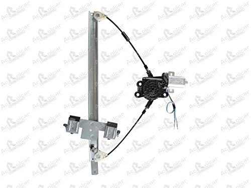 Front Right Electric Window Regulator (with motor) AC Rolcar