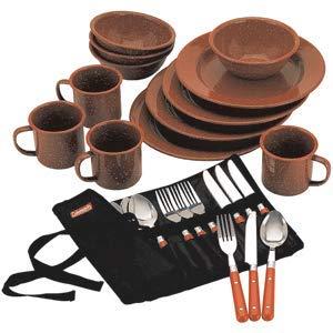 (24 Piece Dinnerware Set)