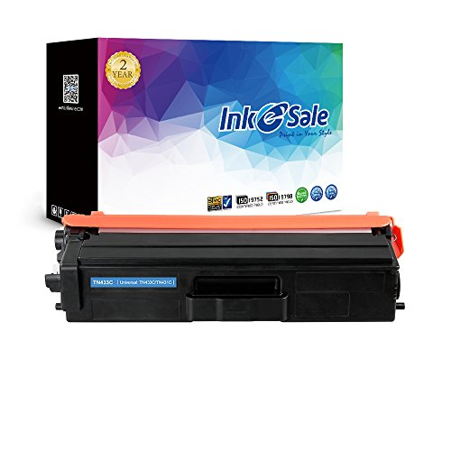Ink E-Sale Compatible Toner Cartridge Replacement for Brother TN431 TN433 TN436 Color Toner Cartridge Cyan 1 Pack for Brother HL-L8260CDW HL-L8360CDW HL-L8360CDWT MFC-L8610CDW MFC-L8900CDW -  Global Toner, GROB-TN433C-Z01
