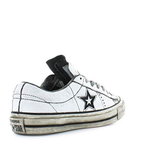 All 2019 Star Blanco De Zapatos Hombre Invierno Converse Cuero Zapatilla One Otoño gPxgIRwqX