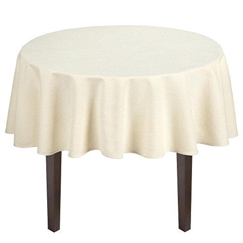 - Coastal Living Seascapes Basketweave Cotton Tablecloth (70