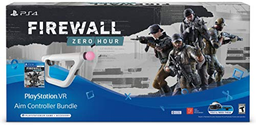 PSVR Aim Controller Firewall Zero Hour Bundle - PlayStation VR (Best Team Games Ps4)