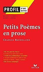 Profil - Baudelaire : Petits Poèmes en prose: Analyse littéraire de l'oeuvre (Profil d'une Oeuvre) (French Edition)