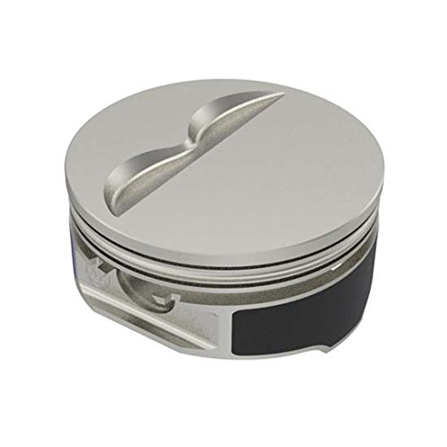 Keith Black Piston - Keith Black KB 9908HC.040 Claimer Fits Chevy 350 Pistons 6.0 Rod Flat Top