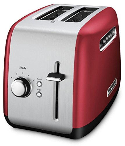 KitchenAid KMT2115ER Toaster with Manual High-Lift Lever