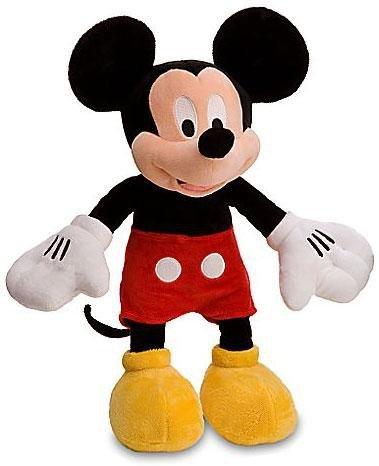 超美品の 海外直輸入品 Figure 正規品 ミッキーマウス おもちゃ フィギア ぬいぐるみ Mouse【JOY】 ディズニー Disney 17 ディズニー Inch Deluxe Plush Figure Mickey Mouse【JOY】 B0040MM38G, タマユチョウ:3198476b --- senas.4x4.lt