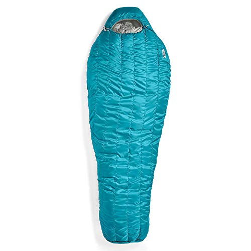 EMS Women's Mountain Light 20 Sleeping Bag Everglade RZIP ()