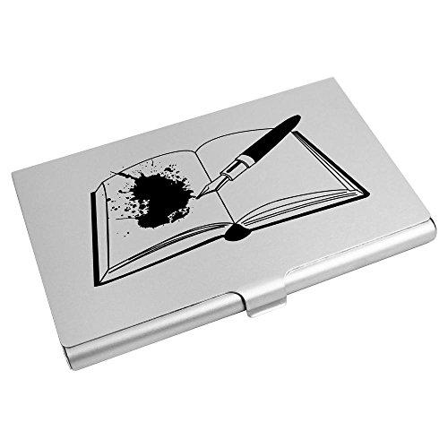 El La Titular De Negocios Y 'pluma Tarjeta Tarjeta Libro' Crédito Azeeda ch00005819 Carpeta De De wpYBanxq