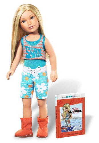 - Piper from Australia World Collection Doll/Book Starter set