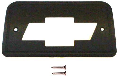 All Sales 94006XK Black Billet Aluminum 3rd Brake Light Cover