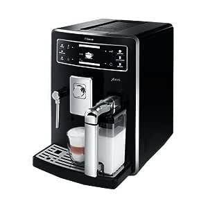 Saeco - Cafetera Espresso Hd894311, Metal Negro: Amazon.es ...