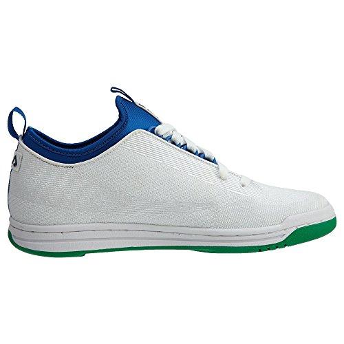 Fila Originele Tennis 2.0 Mannen Wit, Prins Blauw, Jelly Bean