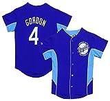 Outerstuff Alex Gordon Kansas City Royals Blue Toddler Team Leader Jersey (2T)