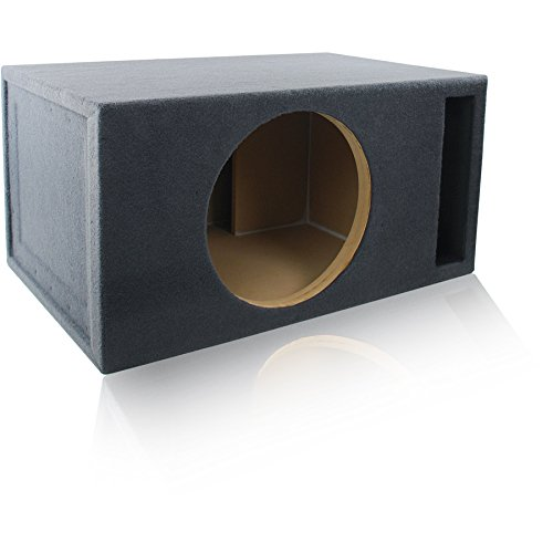 4.0 Cu. Ft. Ported/Vented MDF Sub Woofer Enclosure for Single 15