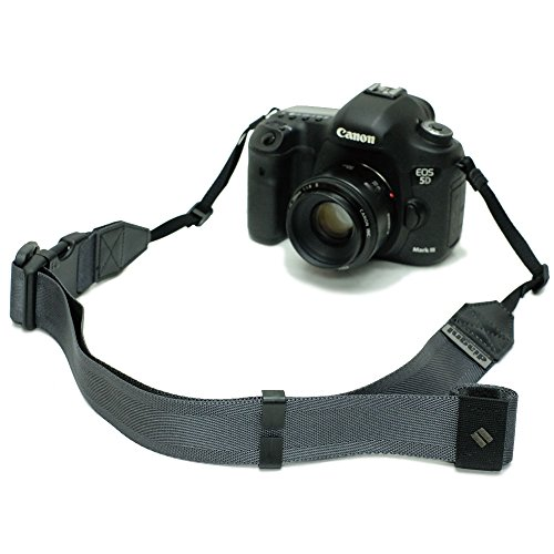 diagnl Ninja Camera Strap 38mm Charcoal by diagnl