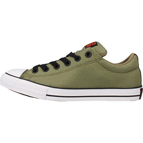 Converse Junior CTAS Street Slip 654261C Turnschuhe Fatigue Green