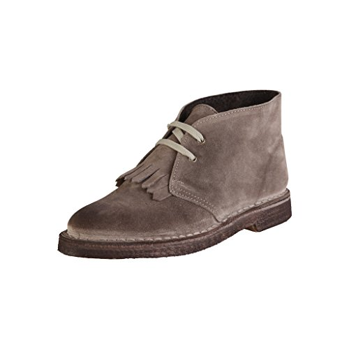 Italia Women Boots In Taupe Made Desert Scarpe FqZSxRwn