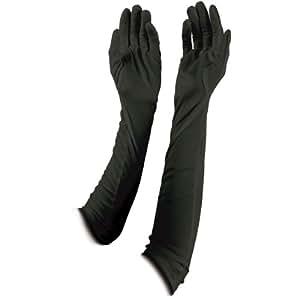Beistle 60728-BK Evening Gloves