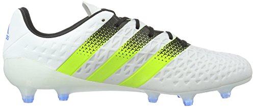 Blue Adidas Blanco Slime FG Hombre Ftwr para de Solar White 1 Botas Shock fútbol 16 AG Ace Semi gqgrvT