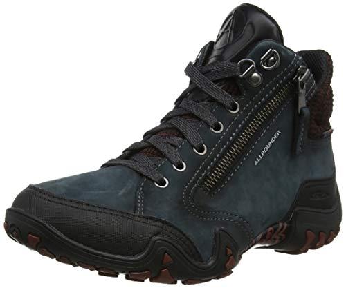 g 61 De By black Stone Mephisto nubuk Allrounder Mujer T Faida Para 1 Running tex vintage dk Zapatillas 1TZUXwq