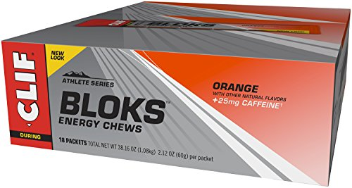 CLIF SHOT BLOKS Energy Orange