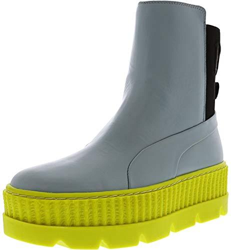 Stivali Fenty X Chelsea Sneaker black Donna limeade Sterling Blue Puma O7gfXqxww