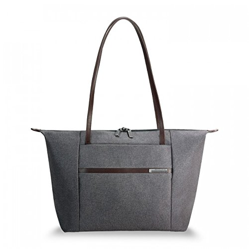 Briggs & Riley Kinzie Street Horizontal Tote, Grey by Briggs & Riley
