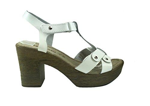 Femme Inblu Sandales Inblu Bianco pour Sandales P8Trx8YWI