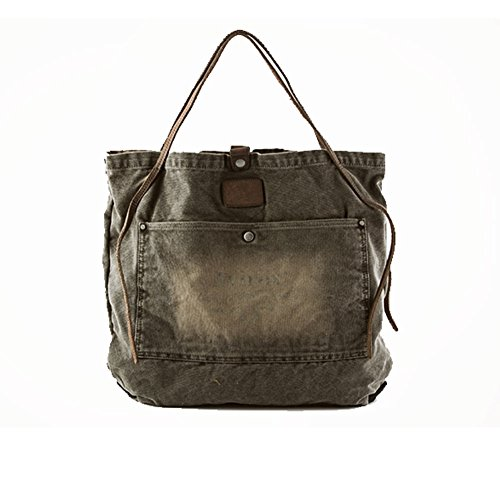 Ladies bag Avirex D-140506 Army Green